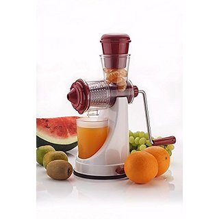 Sell ON Fruit and Vegetable Juicer Manual Juicer ABS HD Plastic BPA by uttam