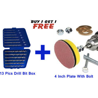 Buy Make Cutter Your Drill Use 4 Inchi Pvc Plate Nut Boltwasher