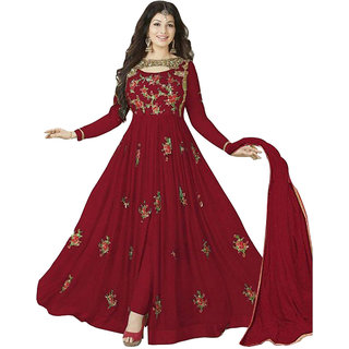 Ap Enterprise New Latest Anarkali Salwar Suit For Girls Womens