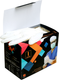 1Mile Examination Gloves (Size-XS) (Pack of 100)