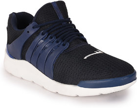 8f860785c Lancer Men Fj-851 White Navy Blue Sports Shoes Best Deals With Price ...