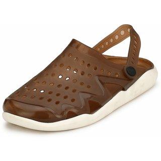 Afrojack Men's Crystal Coast Crocs
