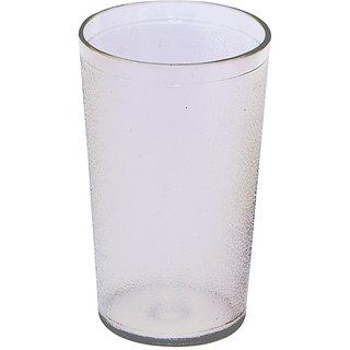 Carrolite Glass Unbreakable Stylish Transparent Glass (300 ml )