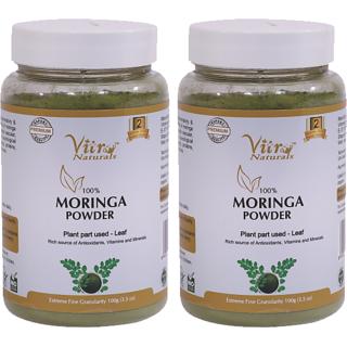 Moringa powder 100 gm Set of 2