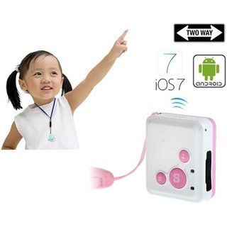 REACHFAR RF-V16 Mini GSM GPRS GPS Tracker SOS Communicator for Kids Child Elderly Personal lifetime web APP Tracking