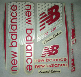 New Balance Latest Cricket Bat Sticker