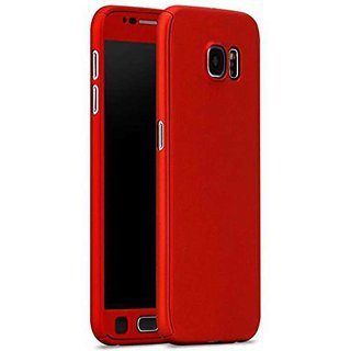iPaky 360 Full Body Protection With Tempered Front & Back Cover for Samsung Galaxy S6 - Gold