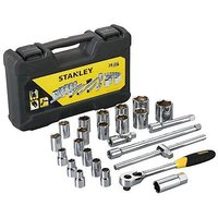 Stanley STMT72795-8 12 inch 24-Pieces Drive Metric Socket paana pana Set