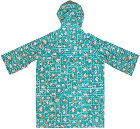 Pari  Prince Multicolor Raincoat Floral Assorted Prints For Kids
