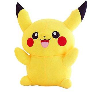 Pokemon Go Pikachu 35cms Soft Plush Stuffed Toy - 18 cm