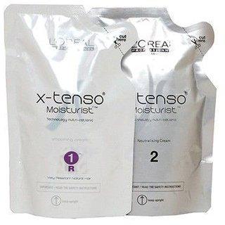 Hair Straightening Cream R1(125ml) + Neutraliser (125 ml)