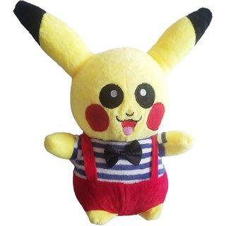 Pokemon Go Pikachu 35cms Soft Toy Plush Stuffed Toy - 35 Cm