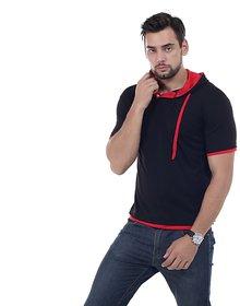 Redbrick Oblique Zipper Hoodies Men tshirt /t shirt H/S FOR SUMMER