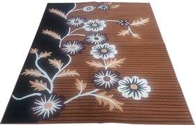 AS Handloom Modern Flower pattern carpet for living room