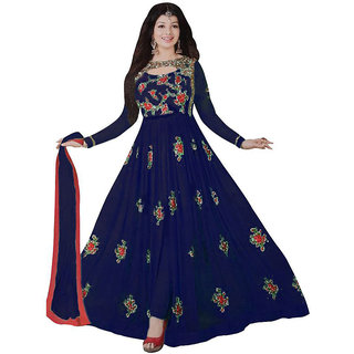 W Ethnic  New Latest Anarkali Salwar Suit For Girls  Womens