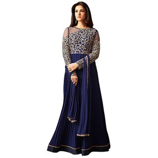 W Ethnic  New Latest Anarkali Salwar Suit For Girls  Womens