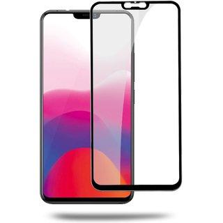 Buy Vivo V9 5d Tempered Glass Full Glue Gum 9h Glass Screen