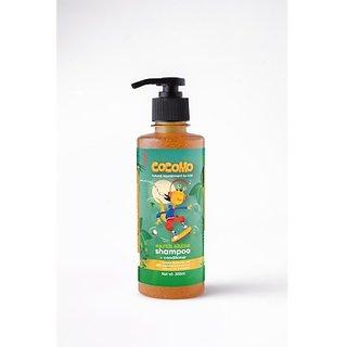 Cocomo Earth Shine Shampoo Conditioner