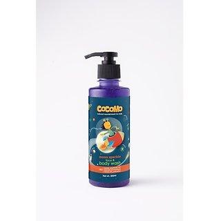 Cocomo Moon Sparkle Face Body Wash