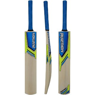 PHAETHON BT101 Tennis Bat Poplar Willow Cricket Bat (Full Size, 1 kg)