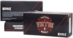 Virtue Round Shader Tattoo Needles (Pack of 50) (1203RS)
