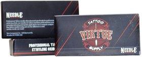 Virtue Round Shader Tattoo Needles (Pack of 50) (1205RS)