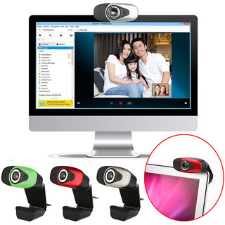CARPRIE Del Best HD 12 Megapixels USB 2.0 Webcam