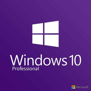 Windows 10 Professional 32/64 Bit
