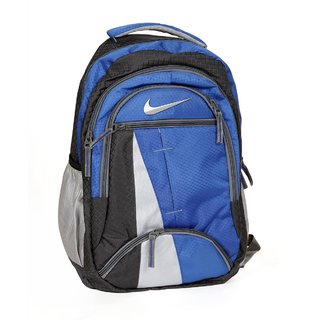 Buy Nike Blue Polyester Laptop Padding Backpack Online   ₹899 from ShopClues a300c83a922d3