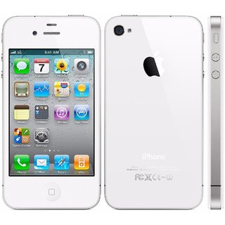 Refurbished Apple Iphone 4s 8gb white