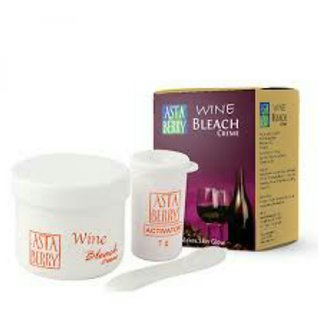 Astaberry Wine Bleach Creme Set of 2 pc