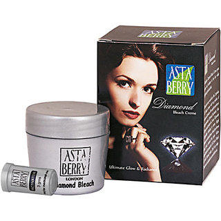 Astaberry Diamond Bleach Creme Set of 2 pc