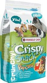 Versele -Laga Crispy Snack Popcorn Food for Hamsters, Rodents  Rabbits.