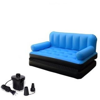 Kids Room Meenamart Inflatable Air Sofa