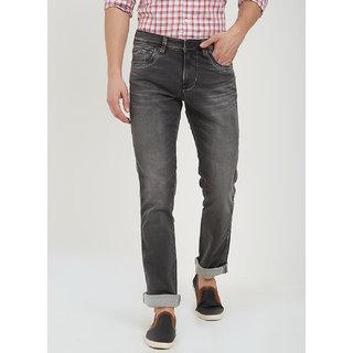 Integriti Men's Grey Slim Fit Jeans