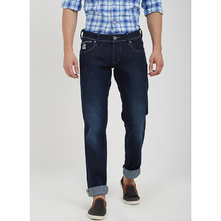 Integriti Men's Blue Skinny Fit Jeans