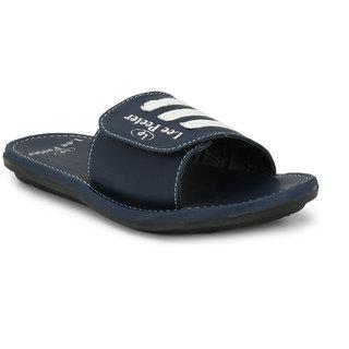 Lee Peeter Men's Blue Slipper