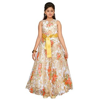 c0bcb9674df Buy Adiva Girl s Party Wear Gown For Kids Online - Get 60% Off