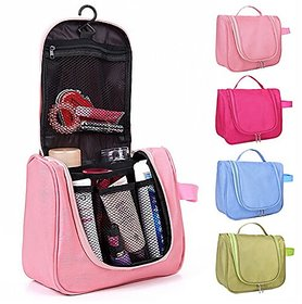 BANQLYN Toiletry Bag Kit Travel Organizer Cosmetic Bags