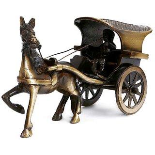 Br Decorative Vintage Horse Cart