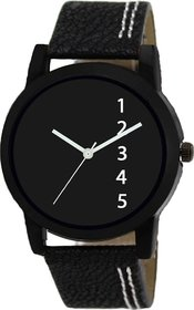 idivas 106 Black Attractive Dial Watch For Boy And Girl