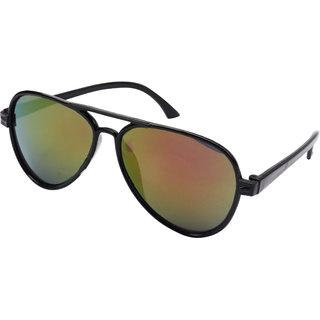 19f37204496 Buy Derry Aviator Sunglass in Orange Mirror Shade Online - Get 82% Off