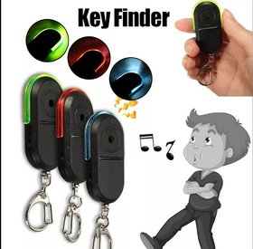 Wireless anti-lost alarm key finder
