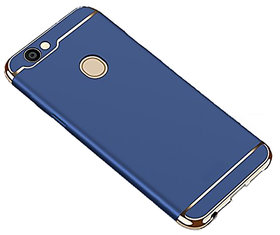 TRY BROS 3in1 Electroplated Back Case for Oppo F5