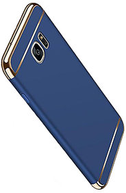 TRY BROS 3in1 Electroplated Back Case for Galaxy C9 Pro
