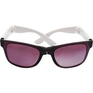 c06ac9fd1e1 Buy Derry Black White Folding Sunglasses Online - Get 82% Off