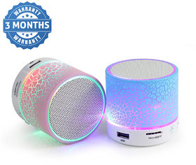 Bluetooth Portable Speaker S10 Mini Dancing Light