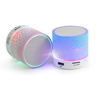 Bluetooth Portable Speaker S10 Mini Dancing Light