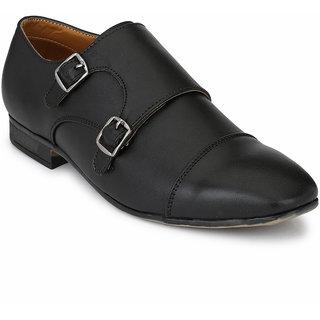 Fentacia Men Monk Shoes