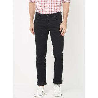 Integriti Men's Black Slim Fit Jeans